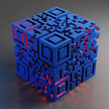 Image result for 3 Dimensional Qr Codes