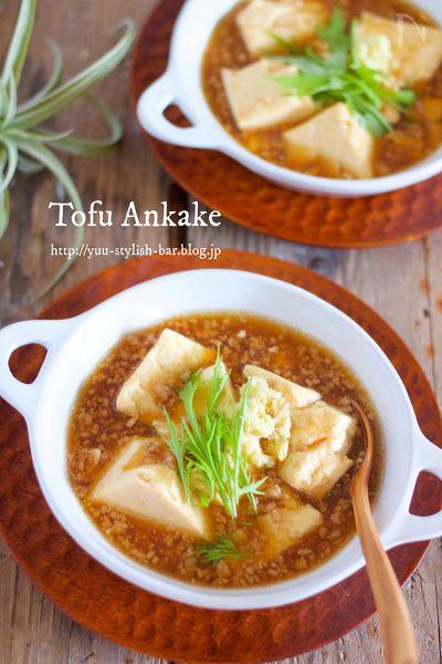 何にかけても美味しい♡寒い日に食べたいトロトロあんかけレシピ10選  -  LOCARI(ロカリ)