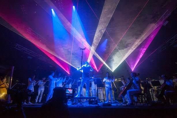 Glastonbury Bowie Tribute Goes Indoors: 3 Date UK Tour for Philip Glass' Heroes/Low SymphoniesWithGuitars