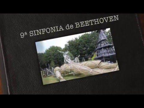 9ª SINFONIA DE BEETHOVEN - 16 DE ENERO - 22 HORAS - PARQUE SAVAL