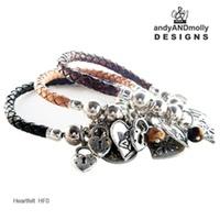 Andy & Molly - Heartfelt Bracelet $60