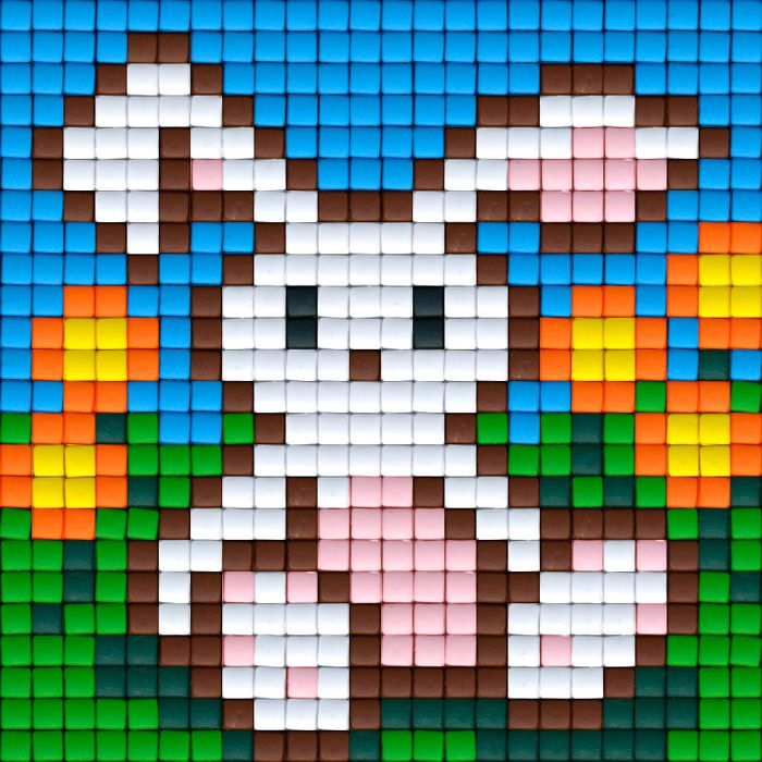 Konijn | Pixel Party