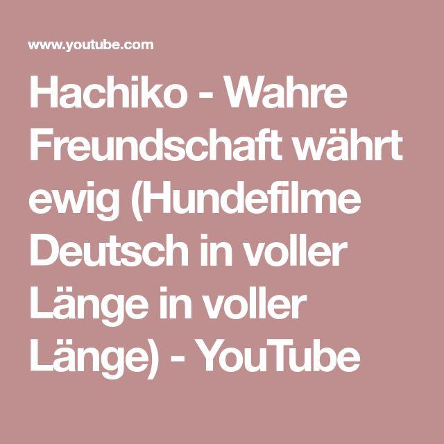 Hachiko - Wahre Freundschaft währt ewig (Hundefilme Deutsch in voller Länge in voller Länge) - YouTube