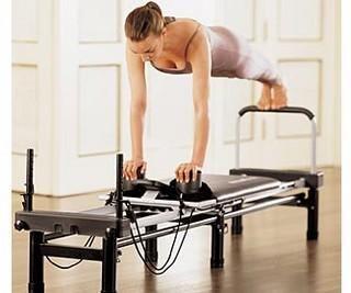 Beneficios del pilates reformer