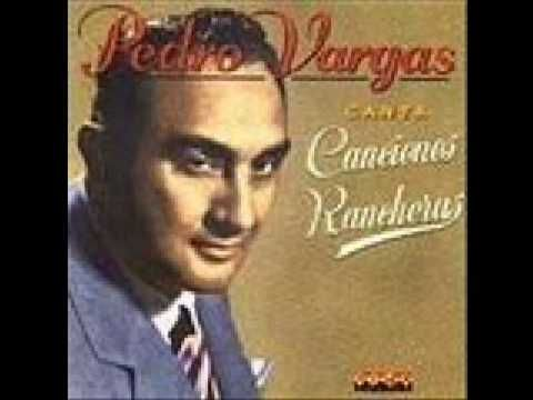 Pedro Vargas - La feria de las flores