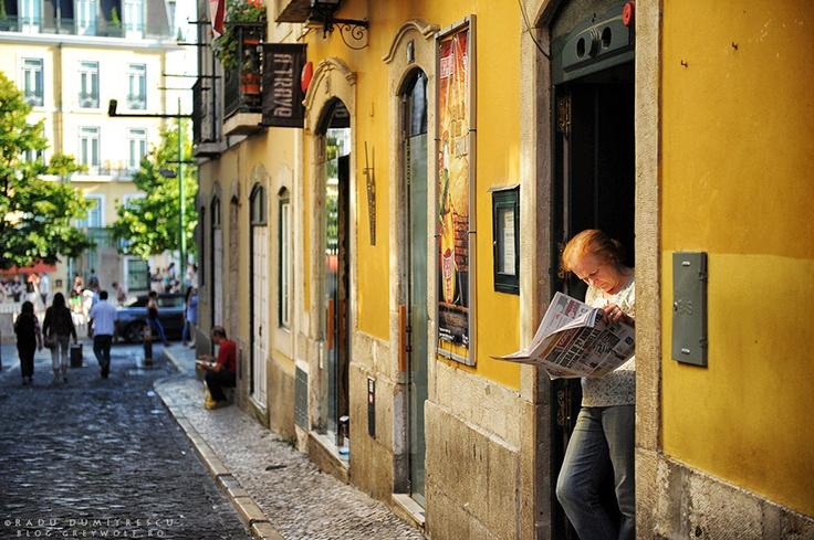 Lisboa - Radu Dumitrescu