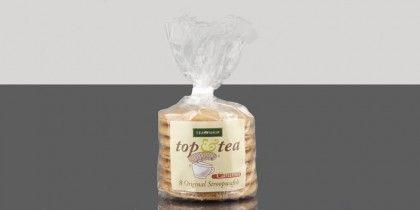 Top&Tea Caramel, Galletas holandesas rellenas de caramelo y especias