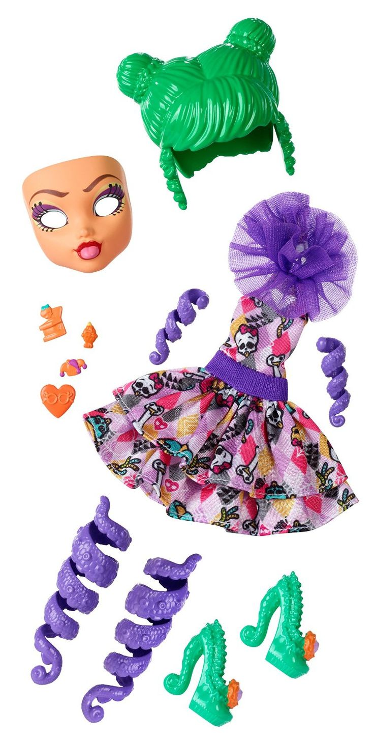 Monster High  Fashion Pack