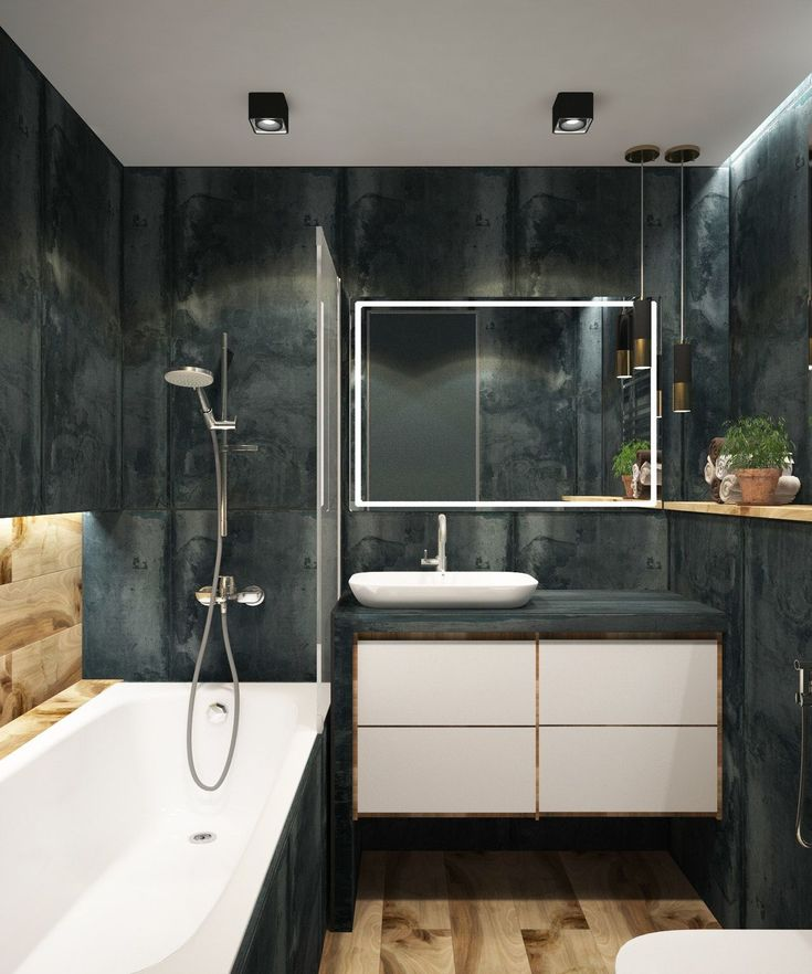Spruce Up Your Bathroom Without Breaking The Bank Bathroom Trends Modern Bathroom Small Bathroom