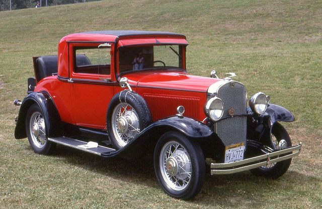 1931 Durant coupe...Brought to you by #House of #Insurance in #EugeneOregon