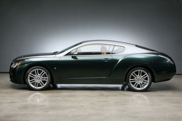2005 Bentley Continental GT - Speed Zagato | Classic Driver Market