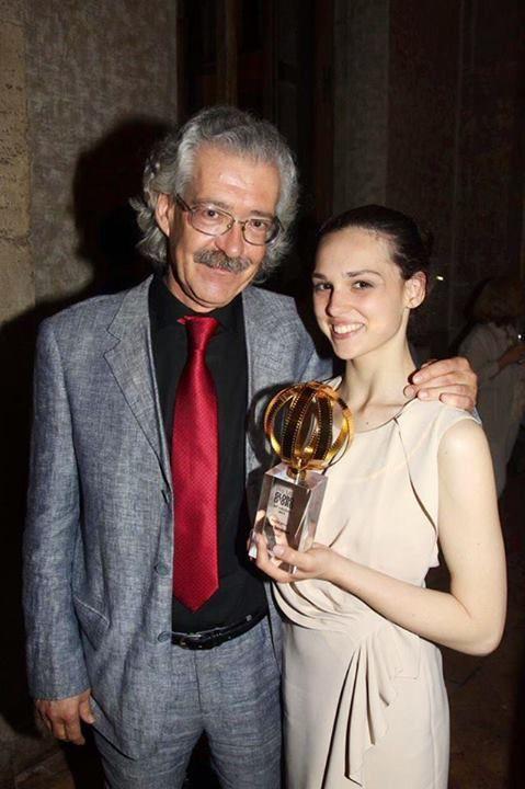 "Globi d'oro 2014: Sara Serraiocco miglior attrice protagonista per ""Salvo"""