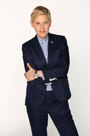 Design's latest lifestyle-brand maven, Ellen DeGeneres, talks about launching her new line. [Photo By Mike Rozman]