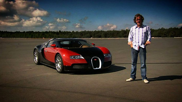 Captain Slow - Top Gear's James May