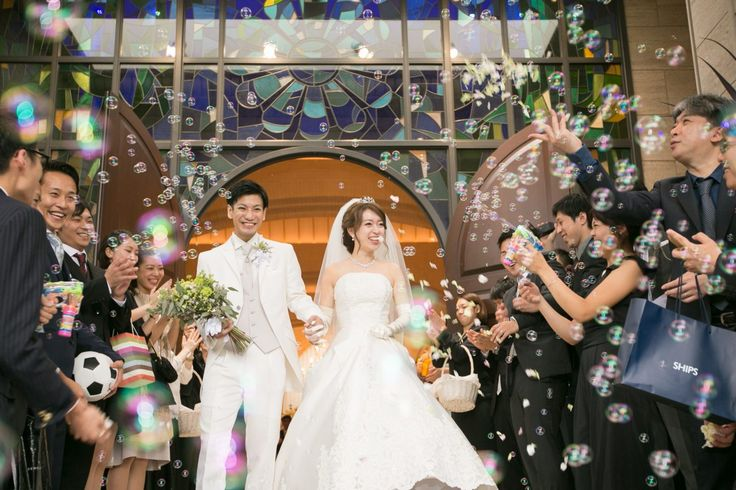 Photography: Altavista Garden #挙式 #結婚式 #バブルシャワー #フラワーシャワー