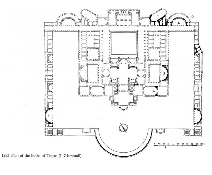 Roman Architecture Drawing 640 best plan images on pinterest | ancient rome, roman