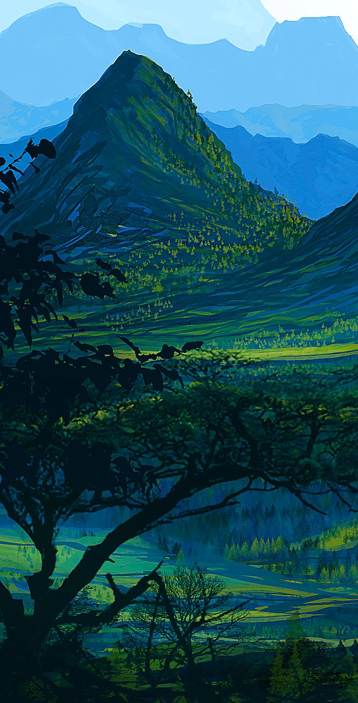 9 Best Middle Earth Landscapes Images On Pinterest 400 x 300