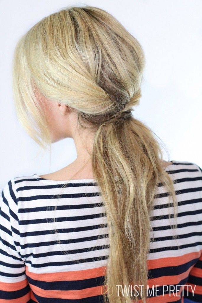 5 Minute Hairstyles…That Look Like They Took Hours! hair