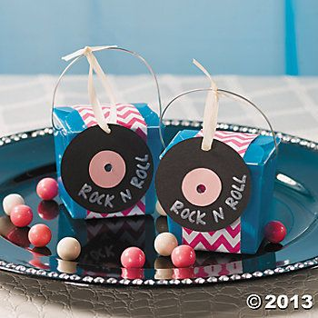 Treats for your next rock n' roll bash!