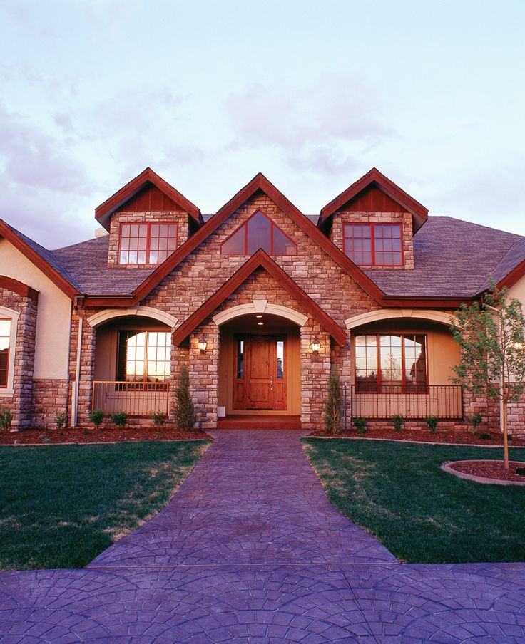 Luxury Home Exteriors 244 best home plans with great curb appeal images on pinterest