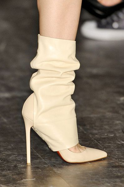 Christian Louboutin for Victoria Beckham...