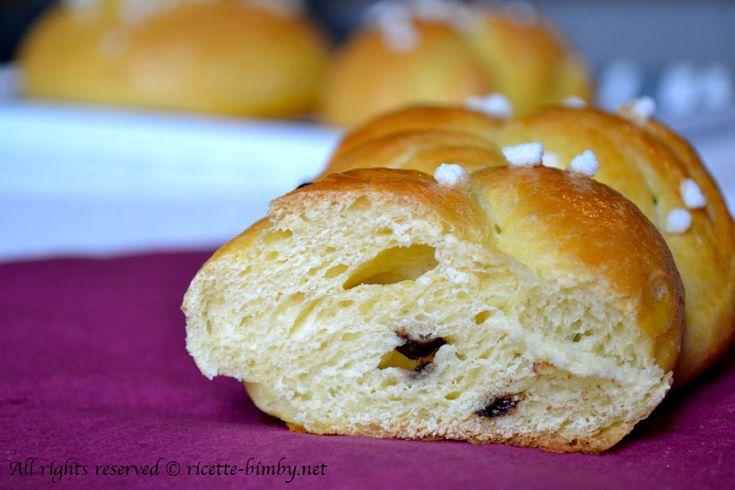Pan Brioche Bimby • Ricette Bimby Montersino