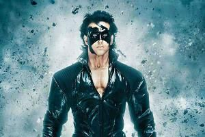 India's very own superhero Krrish has broken all records with an opening of 25.5 crores on its first day for 'Krrish 3'.