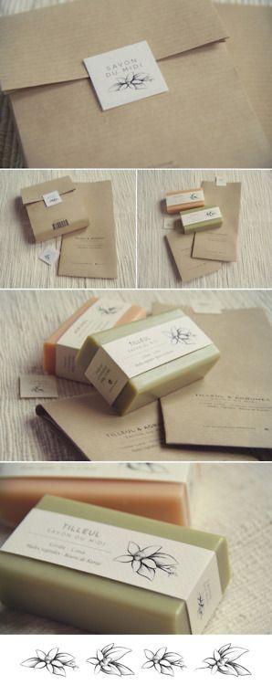 bolsa y envoltura de papel