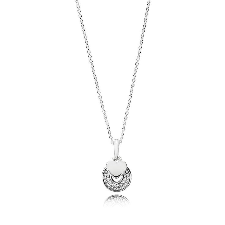 Celebration Hearts, Clear CZ | PANDORA Jewelry US
