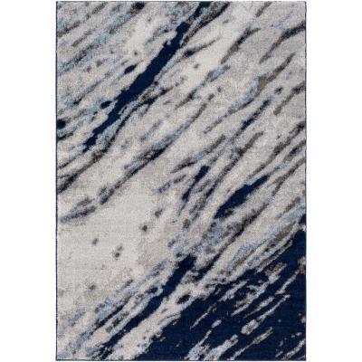 Artistic Weavers Corinne Dark Blue 5 ft. x 8 ft. Area Rug