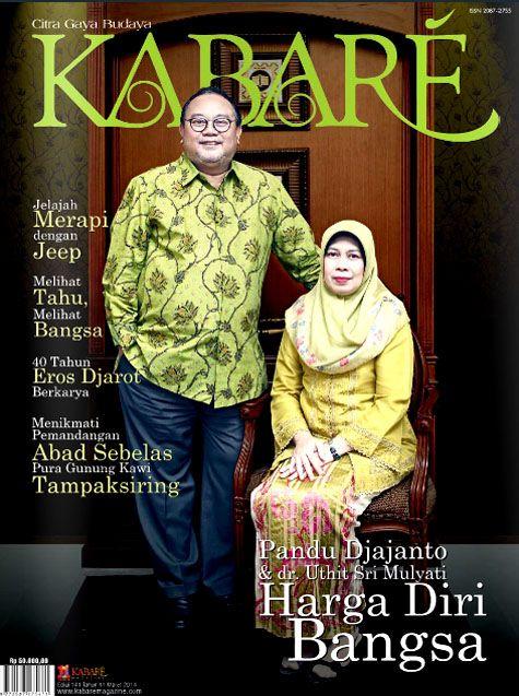 Kabare Magazine | Maret 2014