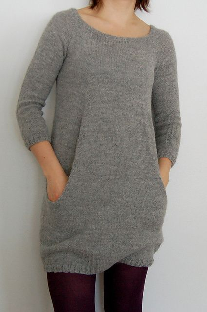 Still Light Tunic pattern by Veera Valimaki