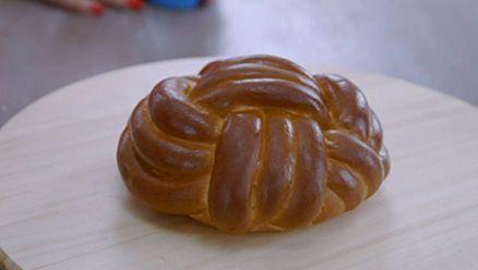 Heel Holland Bakt: Winston (vlechtbrood)