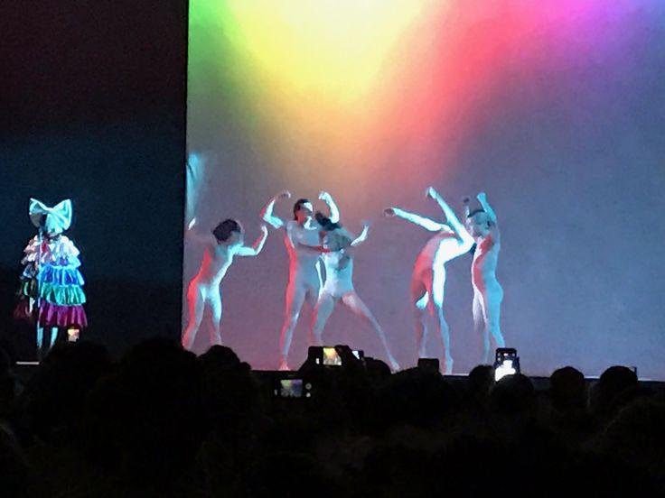 SIA in concert: Orlando