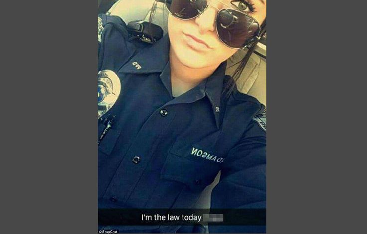 "A Pennsylvania police officer has lost two jobs after an image showing her in full uniform with a controversial caption hit social media, WTAE reports. ""I'm the law today, [n--ga],"" read the caption under the picture of Melissa Adamson. Adamson was fired from the McKeesport (Pa.) Police Department. McKeesport Mayor Michael Cherepko posted a statement on…"