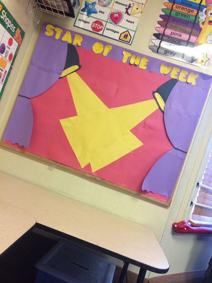 Classroom Ideas For Teacher Appreciation Week ~ Best spotlight bulletin board ideas on pinterest