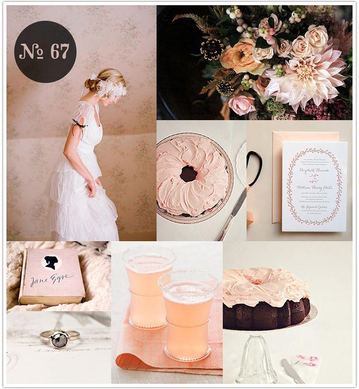 Mood Board #67: Rosewater + Cardamom