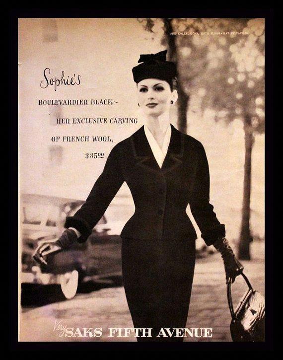 Luxury Fashion Jobs Seek Glamourfashion Retro Fashion Vintage Vintage Fashion Glamour Fashion