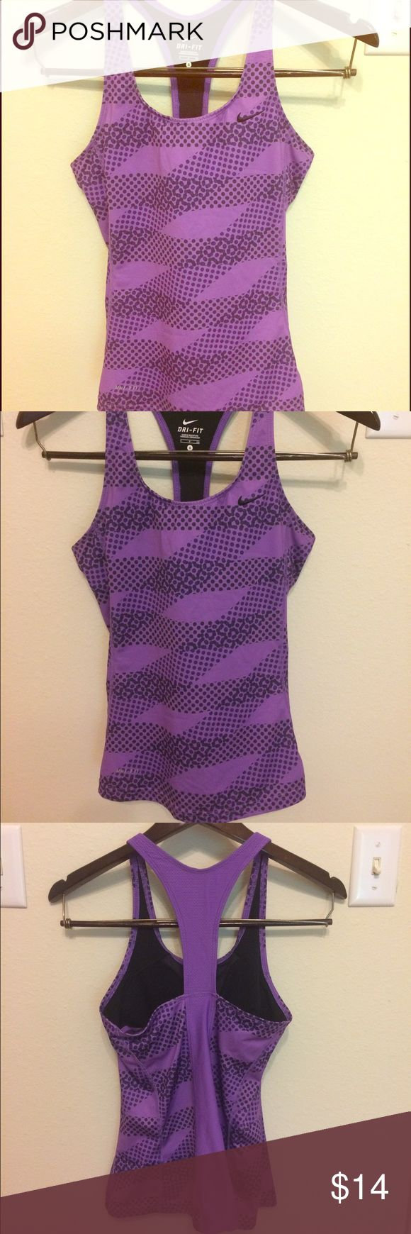 Nike tank  top size S dry fit Nike tank  top size S dry fit Nike Tops Tank Tops