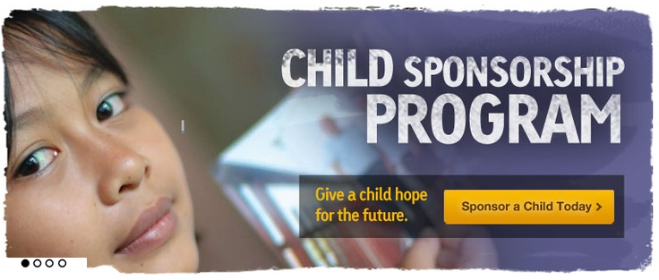 Compassion International exists as a Christian child advocacy ministry that releases children from spiritual, economic, social and physical poverty and enables them to become responsible, fulfilled adults. Sponsor a child today: http://www.compassion.com/sponsor_a_child/