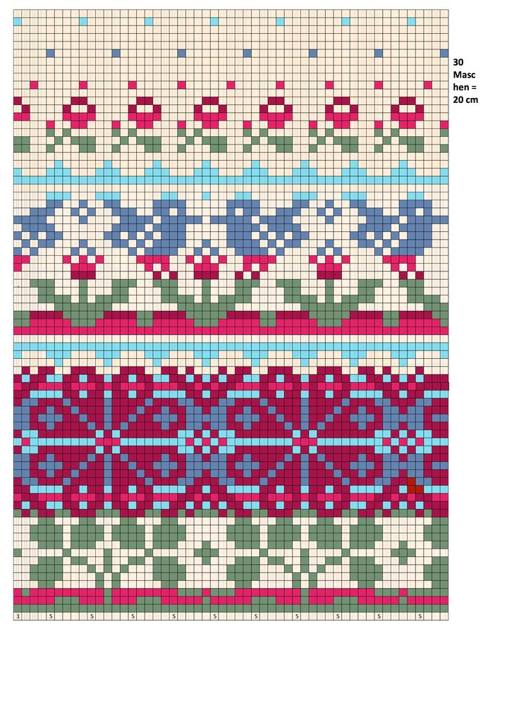 The 25 Best Fair Isle Chart Ideas On Pinterest Tapestry