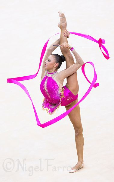 London 2012 Olympic Games – Day 15 (Rhythmic Gymnastics) – 11th ...
