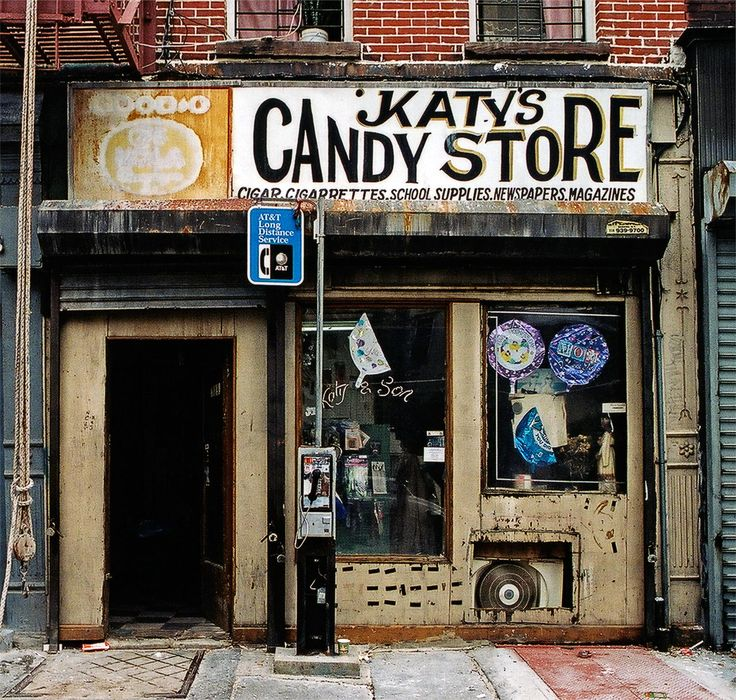 Katy's Candy Store, Bed Stuy Brooklyn