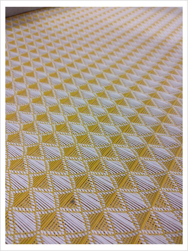 rocking chair vieques kettal patricia urquiola structure aluminium coussin resistant eau blanc jaune marron bois zeeloft