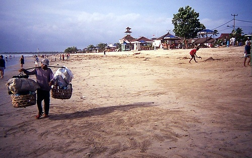 1996 Legian Beach- Bali by Nells Photography, via Flickr