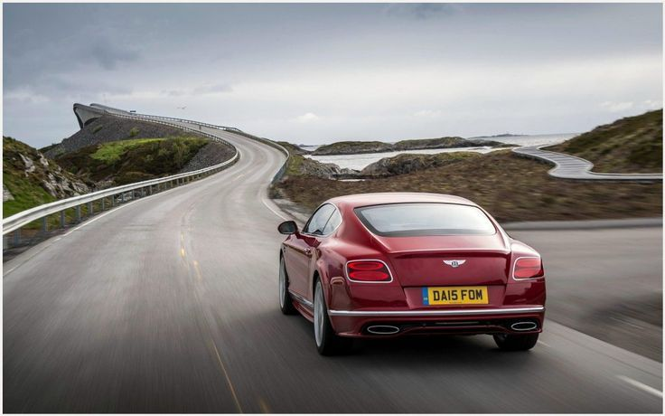 Bentley Continental Red Car Wallpaper Bentley Continental