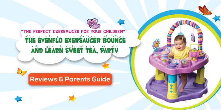 Are you looking for something your baby girl can enjoy her play-time with like Evenflo Exersaucer Bounce and Learn Sweet Tea, Party?  Playing with a baby can get tiring after a while as you finish the reservoir of things to do with her. That is when the Evenflo Exersaucer Bounce and Learn Sweet Tea, Party can come in handy. It can even be a lifesaver!  Parents who want some baby-free time love this best baby jumper for girls. With lots of interactive toys and activities, this will keep her…