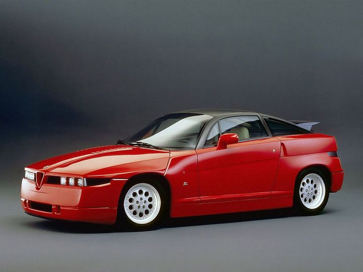 Alfa Romeo SZ ES 30 - one of classic cars we have and will not be getting rid, this is a stunning car, and a real head turner.....i just love it, we have won many prizes with our car