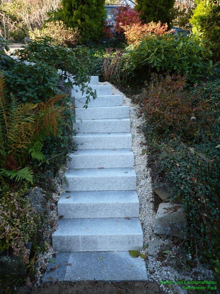 15 besten Treppenanlagen Bilder auf Pinterest | Steinmauern