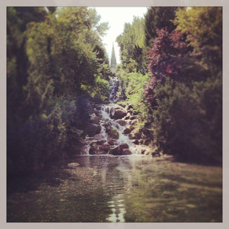 Waterfalls in Berlin